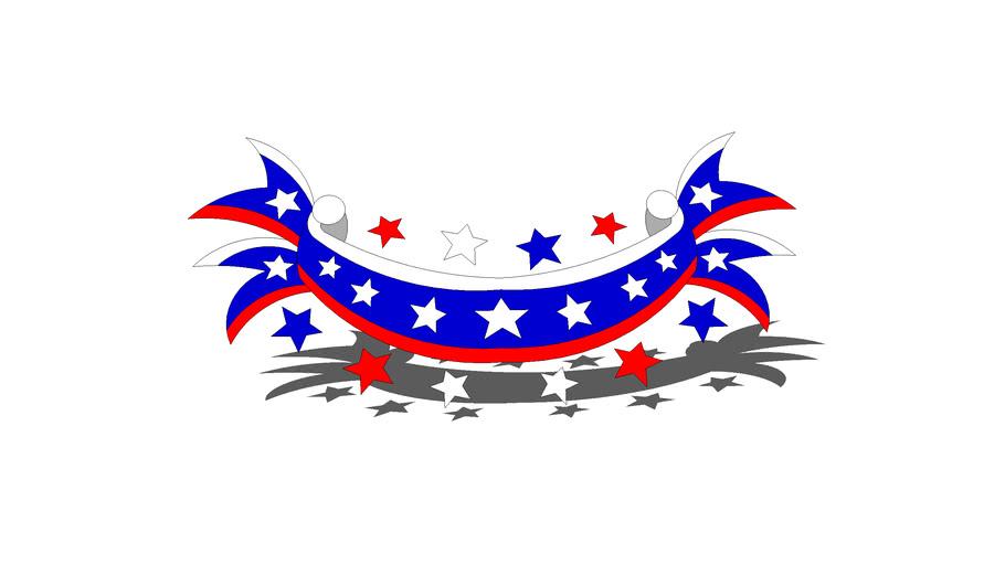 US Liberty Banner