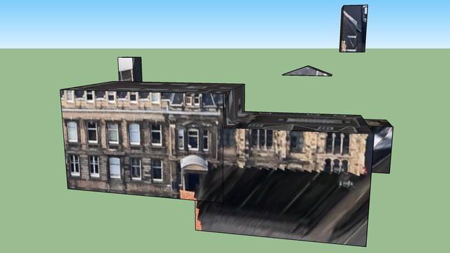 minto house  City of Edinburgh, UK