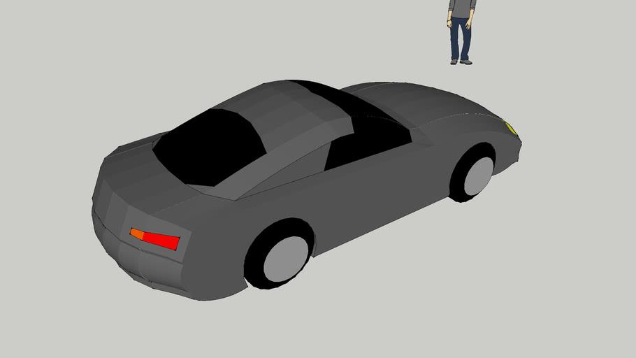 The Sketchup Car