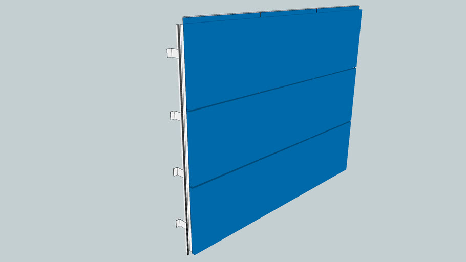Fachada ventilada composite aluminio
