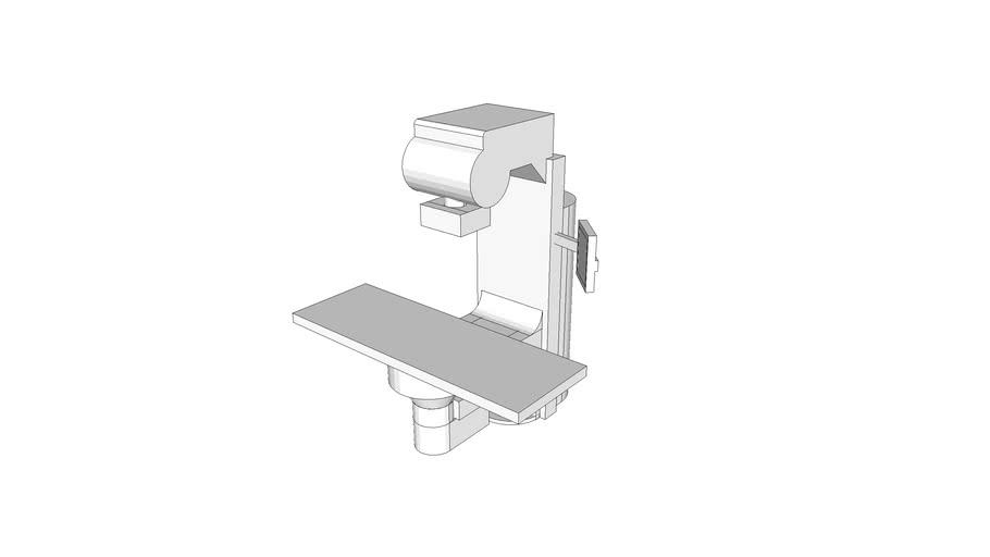 X6535 - Rad_Fluoro_Tomo Unit, Urologic, Digital
