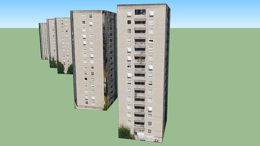 Building in Edinburgh EH3 7LP, UK