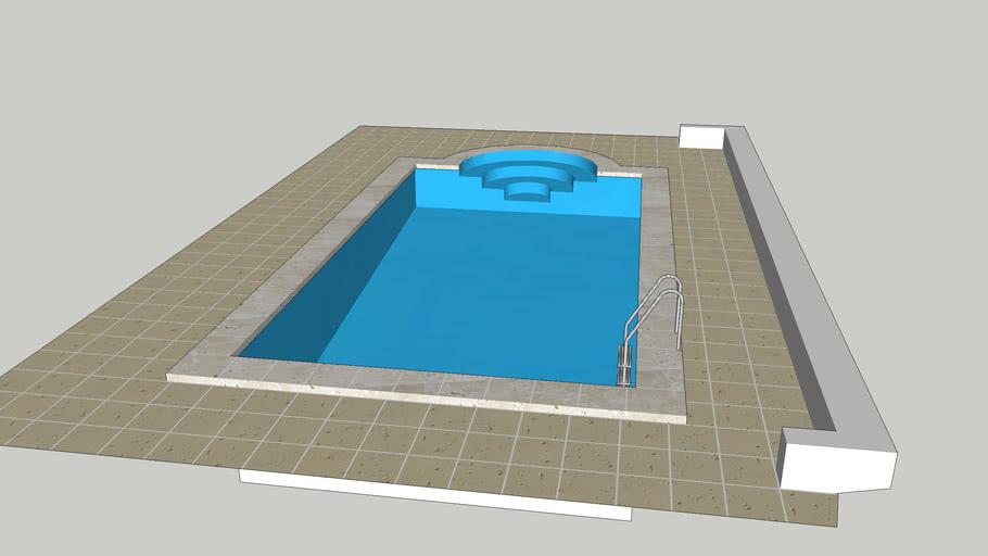piscine et abords