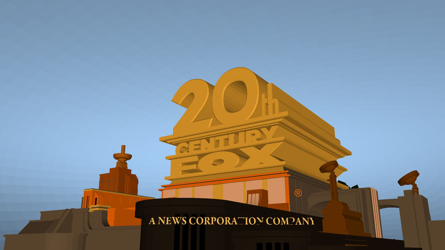 20th century fox 2009 logo remake Part 5