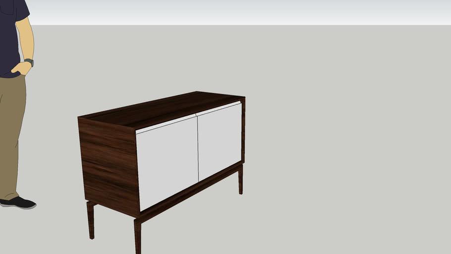 vintage sideboard dressoir