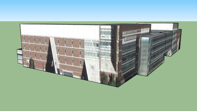 此建築物位於 芝加哥, IL, USA