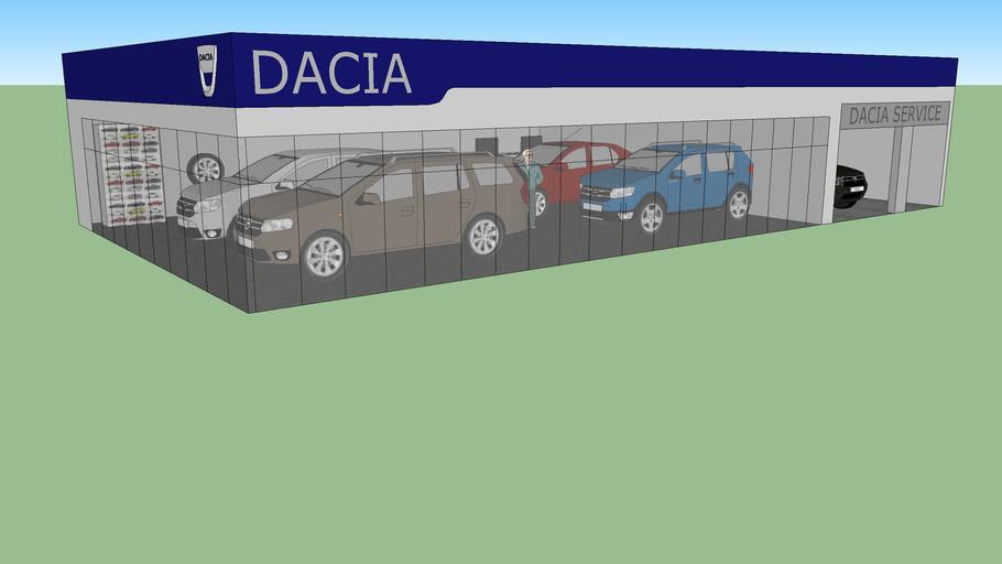 Dacia dealer