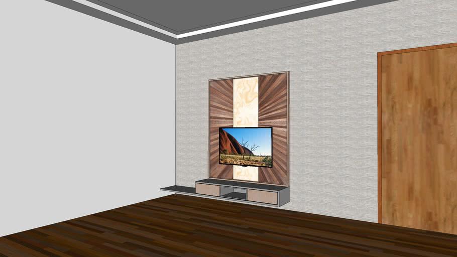 tv unit room
