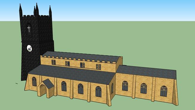 St. Mary's Church, Swillington, Leeds