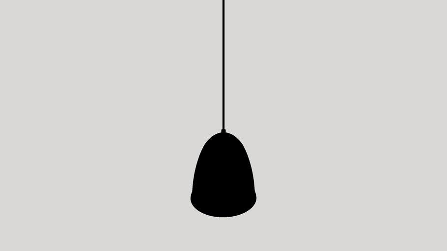 Darrington 1 Light Bowl Pendant