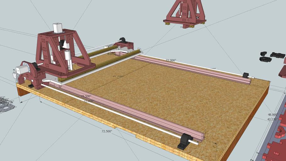 CNC Machine v2