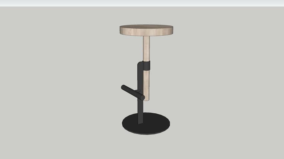 stool circle