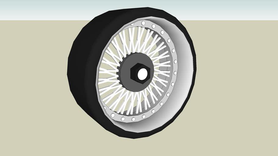 LM-R Wheel