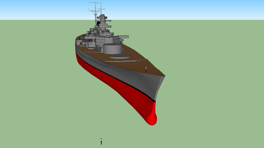 Tirpitz (Updated 7/2/10)