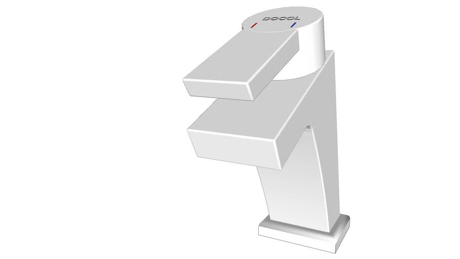 Misturador monocomando de bancada Priori - Docol
