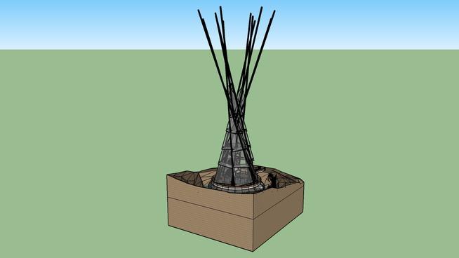 ARCH1101 2008  EXP1 - TIN YAU YUNG - 3D MODEL