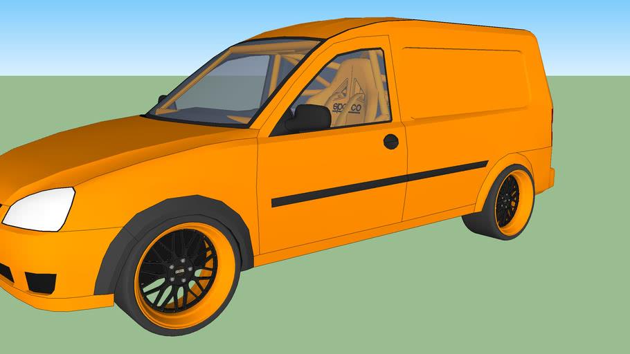 Opel Combo tuning