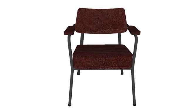 """Design armchair """"Direction"""" by Jean Prouvé"""