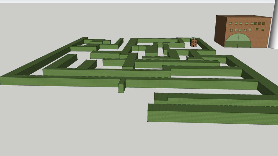 apartment of mazes