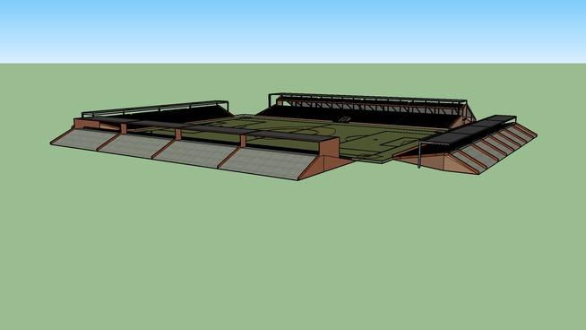 Gopher stadium , 1916