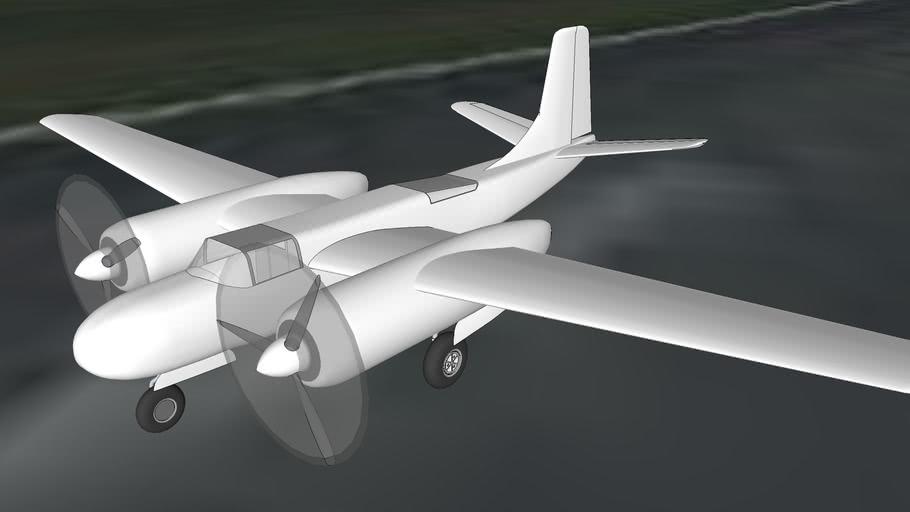 Douglas B26 Invader