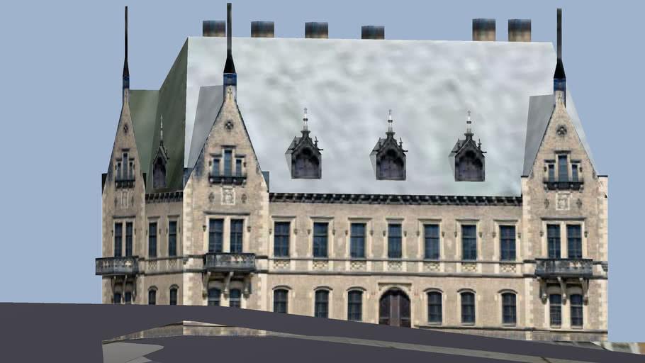 Model zgrade u Pragu