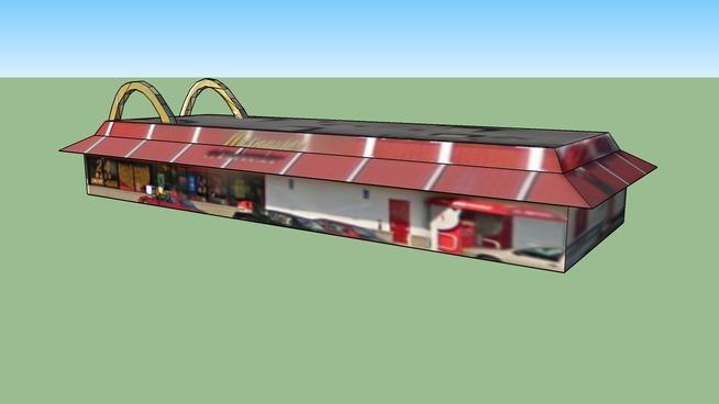 McDonald's in Northwest Clackamas, OR, USA
