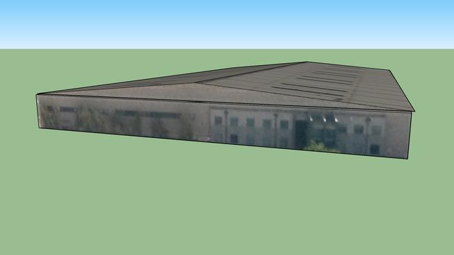 Bâtiment situé Ville de Melbourne Victoria, Australie