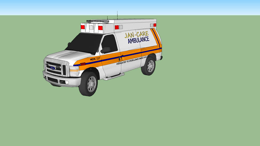 Jan Care Medic 117