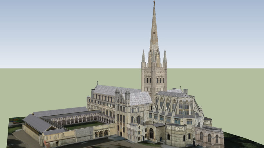 Norwich Anglican Cathedral