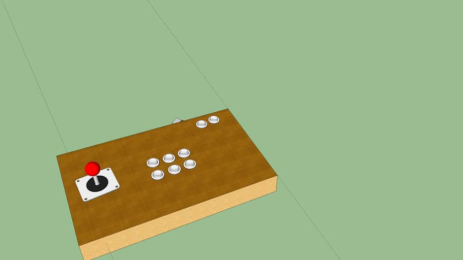 Arcade Test Box