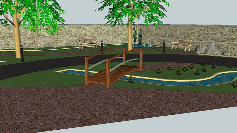 Garden corners / Rincones Uribe Etxea (1) /