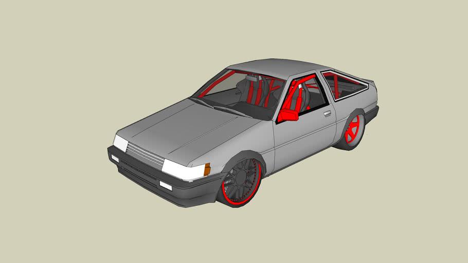 Toyota Drift Custom