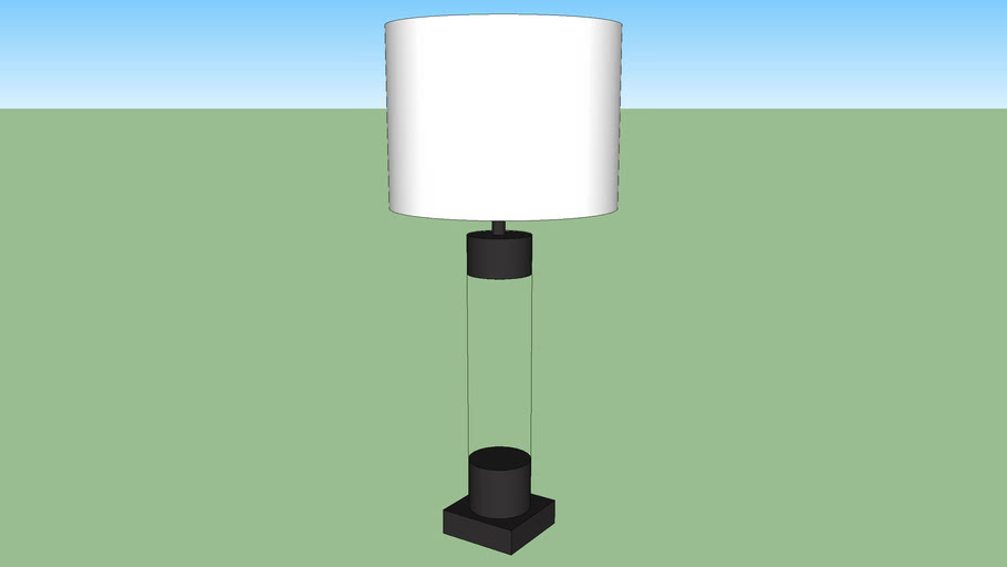 C&B Avenue Table Lamp