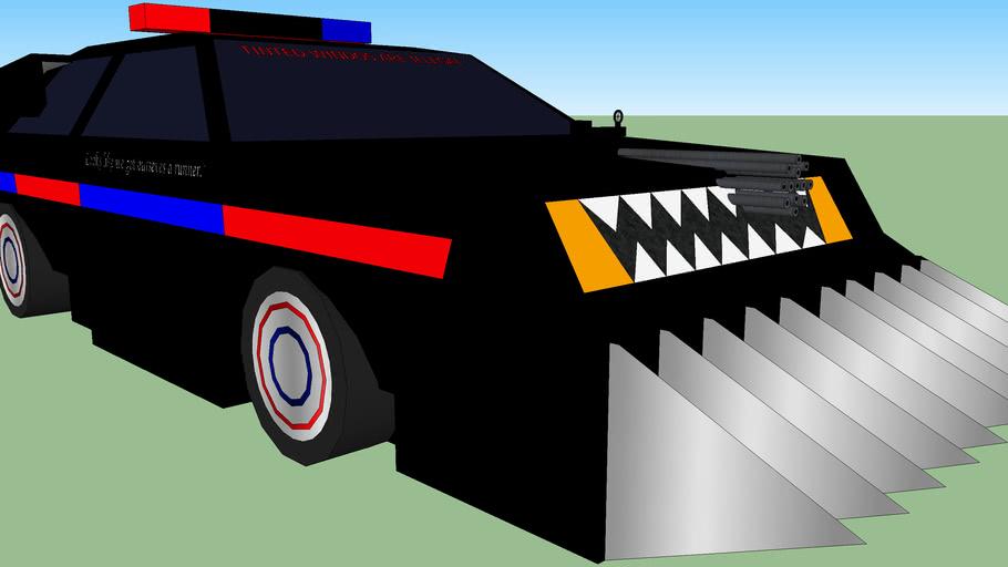 Supercop car