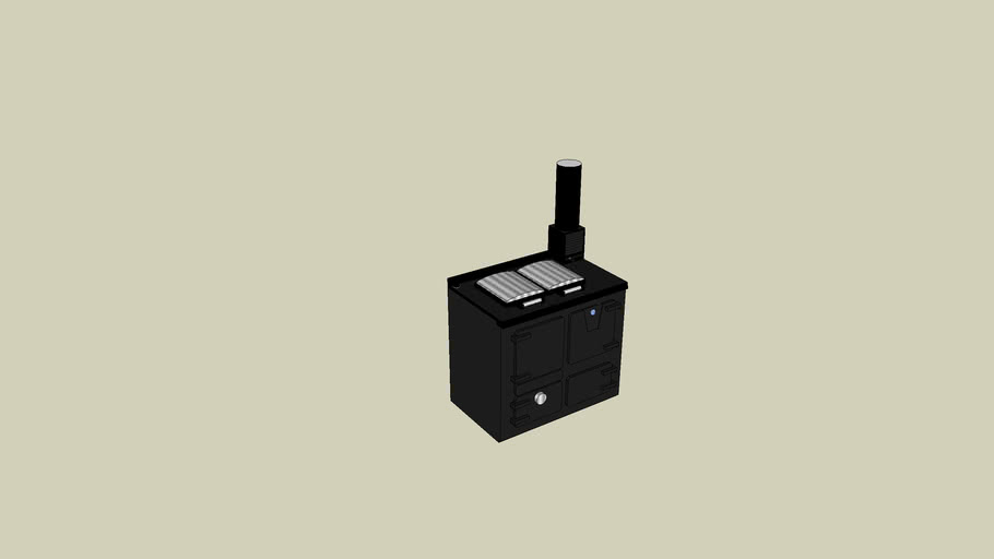 Rayburn Cooker 355sfw or 345w