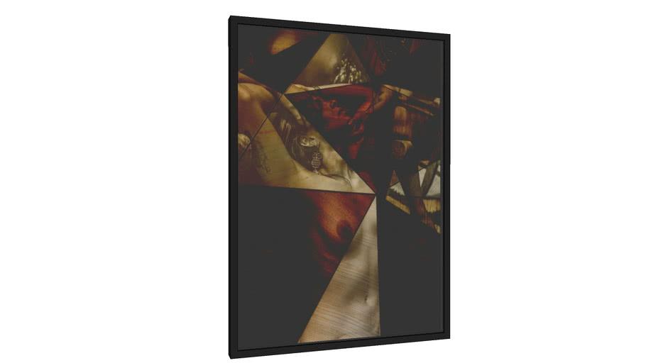 Quadro Amor Intenso - Galeria9, por Felipe Hueb