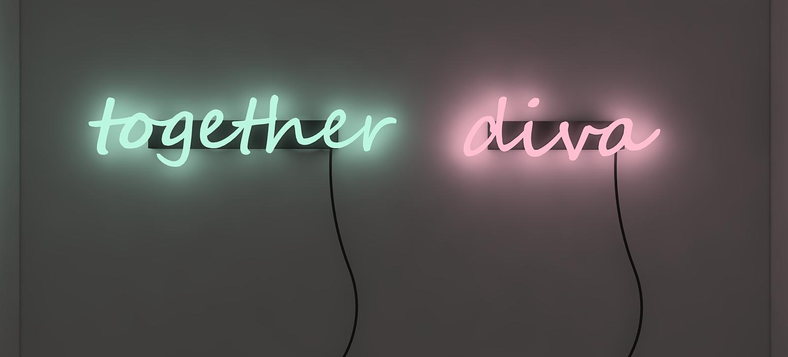 neon - together e diva