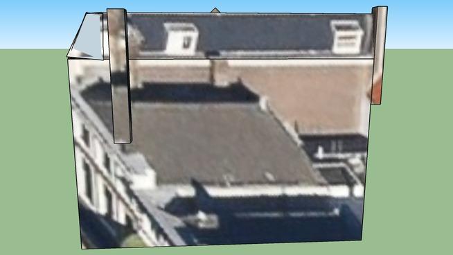 Gebouw in 2518 AX Den Haag, Nederland
