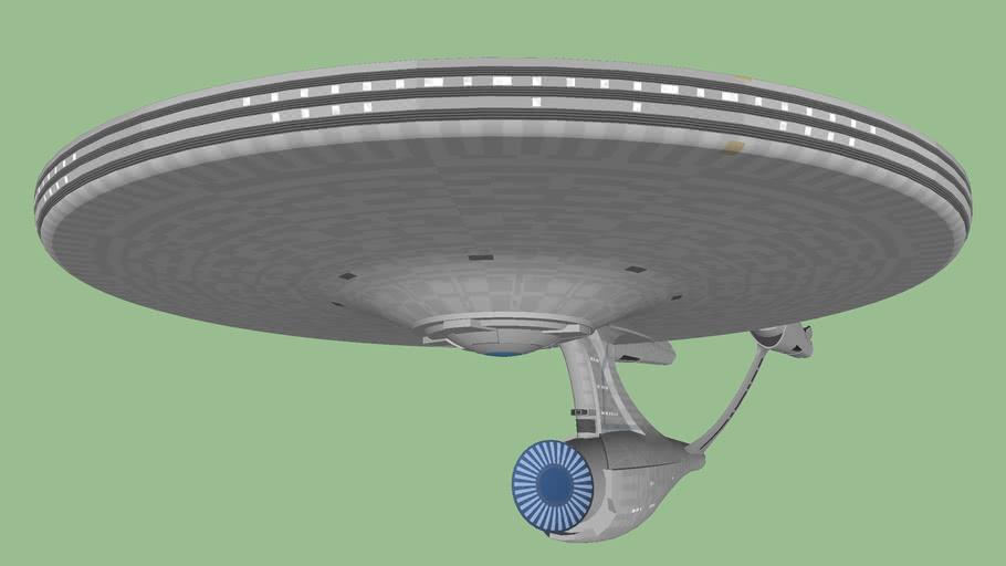 USS Enterprise NCC-1701 (Star Trek Beyond)