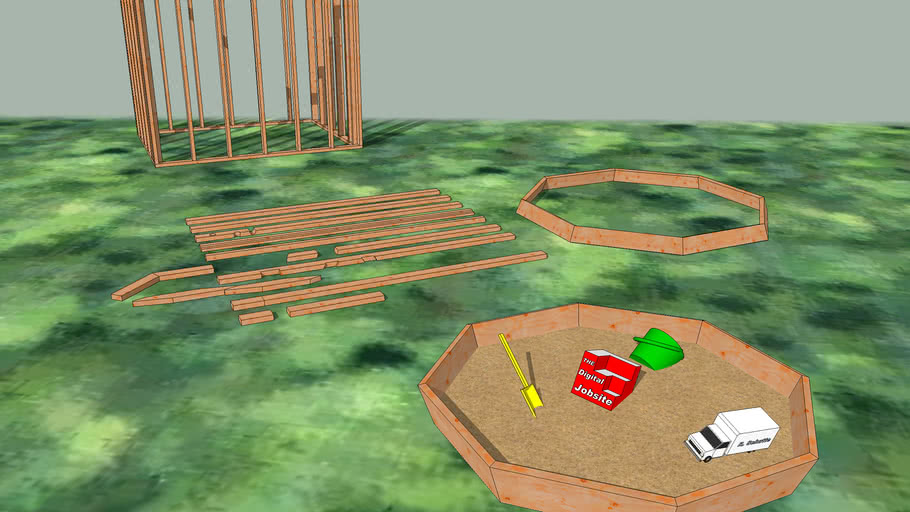 How To Cut Lumber with SketchUp Series