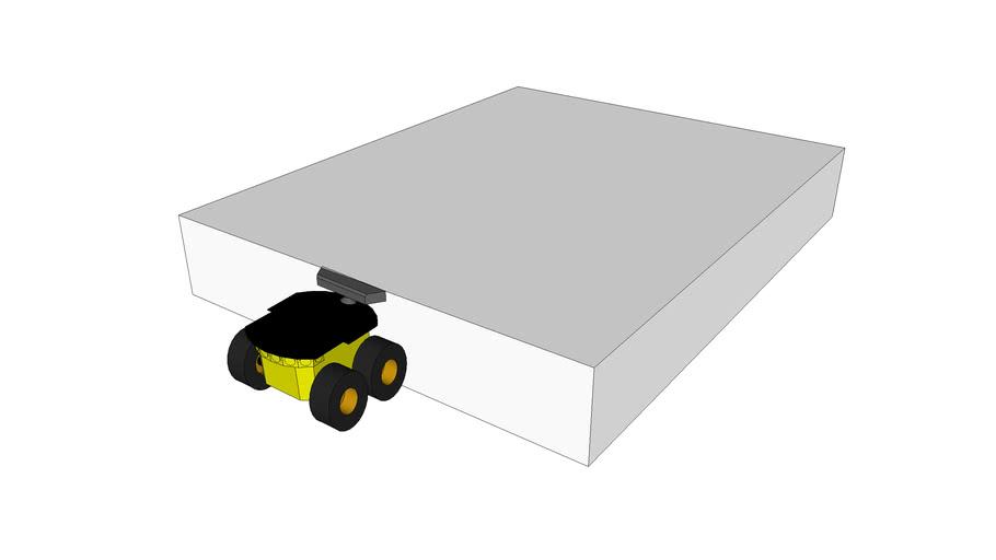Kinect Pioneer FOV