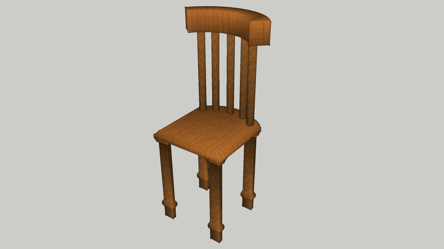 Complex Chair Component