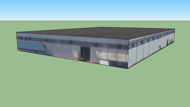 Building in Edmond, OK, USA