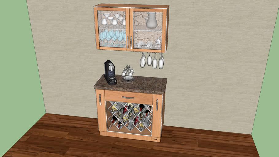 Cantinetta no frigo - Cellar no fridge -
