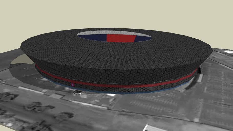 Remodelacion Estadio San Lorenzo