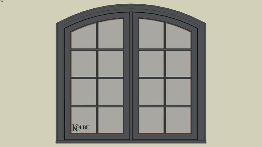 """Kolbe Ultra Segment Head Casement KUL246-SEG (F.S. 4'-8"""" x 4'-6"""" R.O. 4'-8 1/2"""" x 4'-6 1/2"""")"""