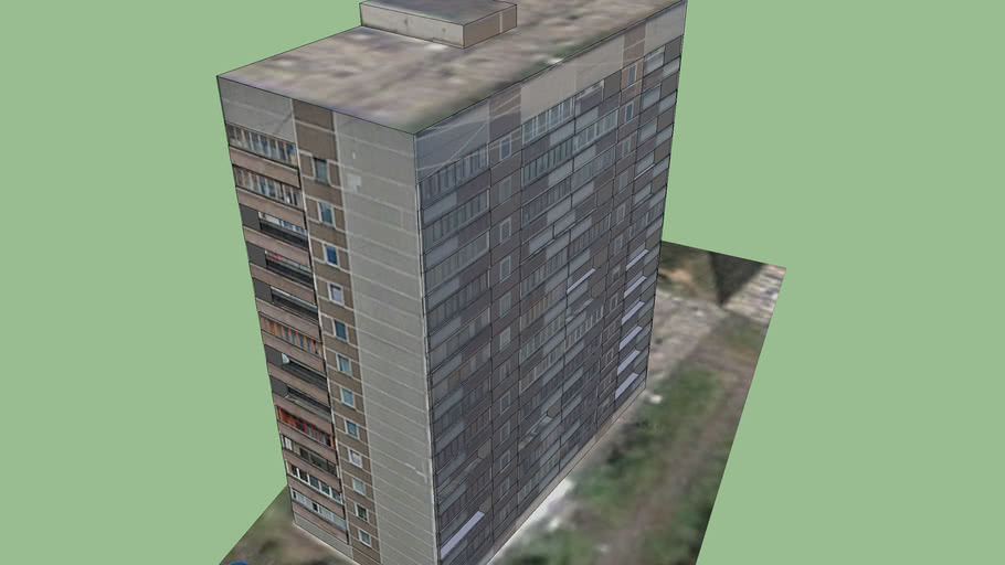 RIga, Dravnieku street 4 House
