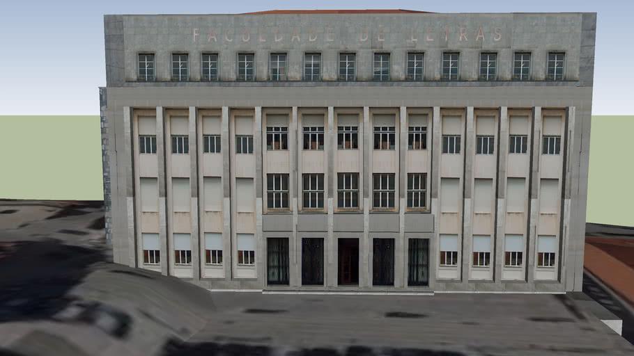 Universidade de Coimbra - Faculdade de Letras
