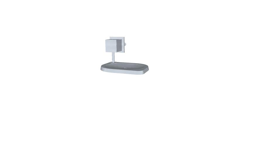 Saboneteira Metal Parede 304 C 37